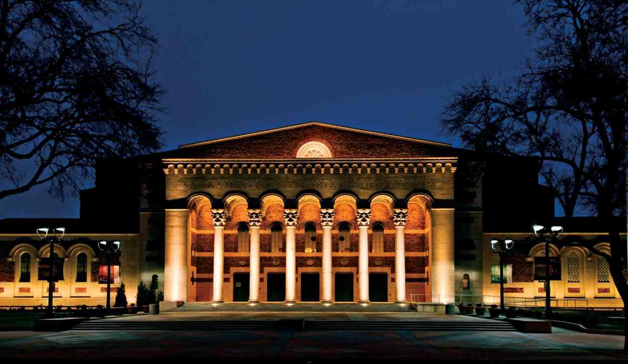 Sacramento Memorial Auditorium